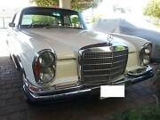 1967 Mercedes-Benz 250 Coupe Perth Perth City Area Preview