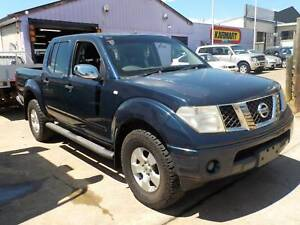 WRECKING 2005 NISAN NAVARA D40 4.0L PETROL 4X4 6 SP MANUAL North St Marys Penrith Area Preview