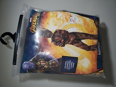 Groot Halloween Costume (Marvel Avengers Infinity War Groot Halloween Costume Child Large 12-14 8-10)