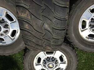 Newer GM 2500/3500 wheels and tires