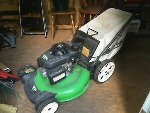 "Lawn-boy 21"" rear bagger lawnmower"