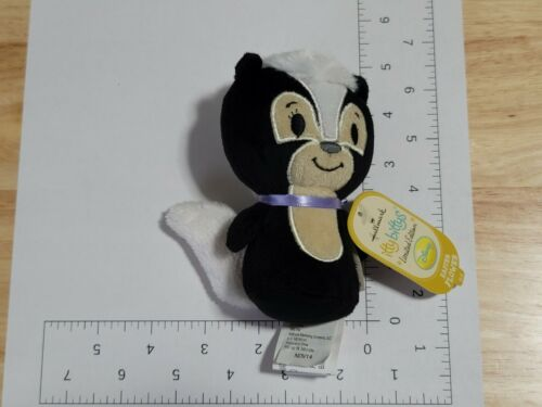 2015 Hallmark Itty Bittys Disney Easter Flower Limited Edition Plush NWT