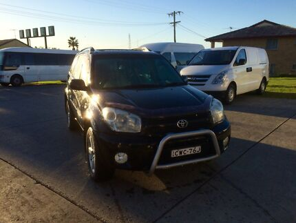 2005 TOYOTA RAV 4  Grafton Clarence Valley Preview