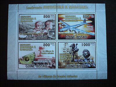 Stamps - Guinea-Bissau - Souvenir Sheet