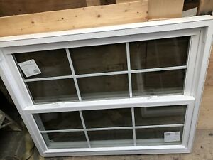 New two Double hung Windows