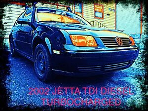2002 Volkswagen Jetta TDI $800 OBO or Trade
