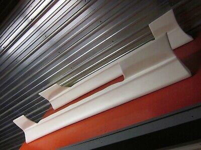 Fiberglass BN Style Side Skirts for an 89-94 Nissan 240sx 180sx S13