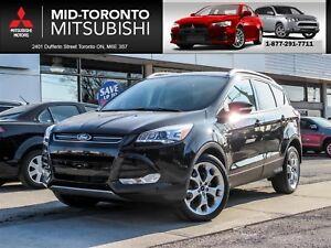 2015 Ford Escape Titanium AWD|Leather|Sunroof|Navigation|Camera