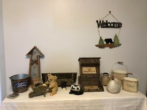 rustic home decor buy or sell indoor home items in calgary