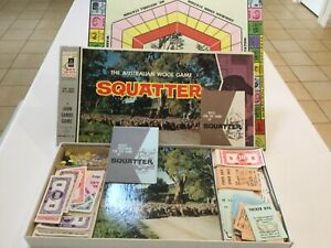 Squatter: the Australian Wool Game Highton Geelong City Preview