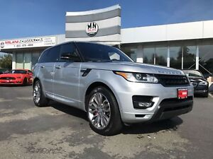 2016 Land Rover Range Rover Sport Super Charged Dynamic Edition