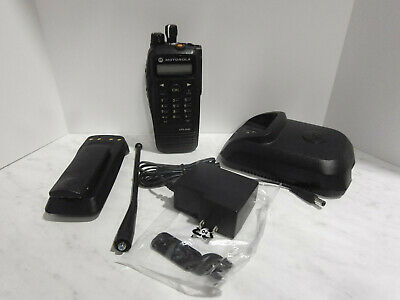 Clean Used Motorola Xpr6580 800900mhz Aah55uch9lb1an