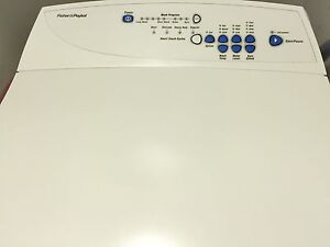 Fisher & Paykel 5.5kg Top Loader Washing Machine St Leonards Willoughby Area Preview