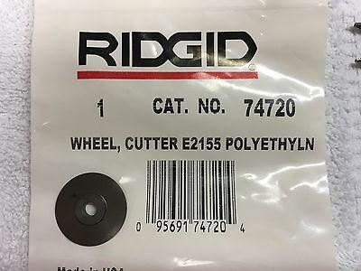 Cutting Wheel Tube Cutters 74720 Ridgid 131p 132p 151p 152p 153p