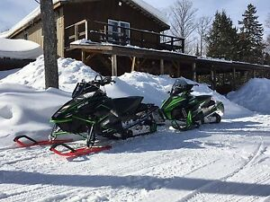 2 ARCTIC CAT SLEDS PACKAGE DEAL ***CHEAP***