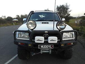 1998 Toyota LandCruiser Wagon GAS /PETROL LOCKERS!! Moorabbin Kingston Area Preview