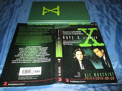 AKTE  X  , Stories  # 11 ,  Die unheimlichen Fälle des FBI , 2. Auflage 1997