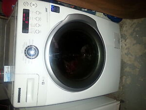 Samsung washer and Inglis dryer