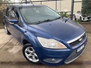 2010 FORD Focus LX Auto Hatch REGO AND RWC INCL Moorabbin Kingston Area Preview