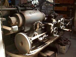 Ward Metal Lathe Caboolture Caboolture Area Preview