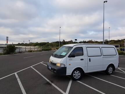 KIA PREGIO 2003 FULLY EQUIPPED CAMPERVAN