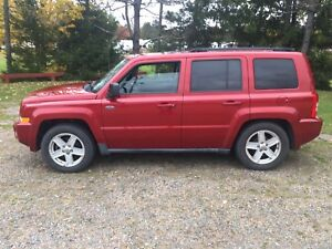 2010 Jeep Patriot northern edition