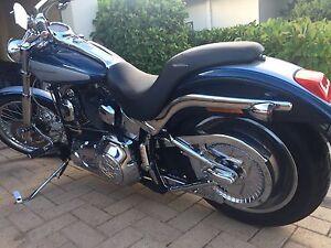 Harley Davidson deuce Banksia Grove Wanneroo Area Preview
