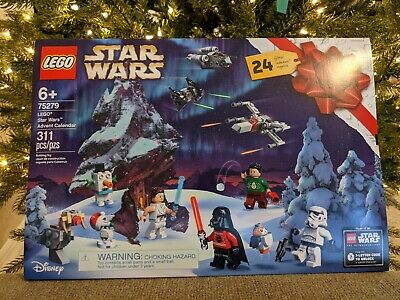 LEGO® Star Wars™ Advent Calendar 75279 Christmas Countdown (311) Pieces NEW