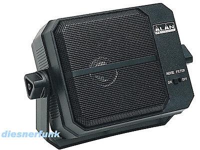 CB FUNK LAUTSPRECHER ALAN MIDLAND AU30 mit Geräuschfilter und starken12Watt