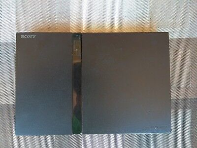 Replacement PS2 Slim SHELL Black