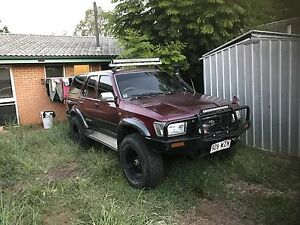 Toyota surf 1996 3l turbo diesel automatic Kangaroo Point Brisbane South East Preview