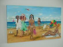 CAMILLE FOX PAINTINGS ( 5 separate paintings available) Labrador Gold Coast City Preview