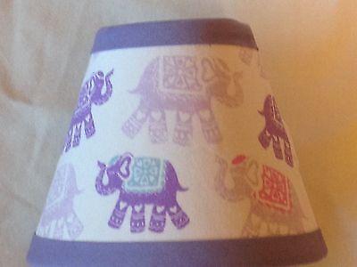 Stella Elephants Girl's Fabric Night Light M2M Pottery Barn Kids Bedding