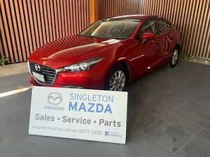 2017 Mazda 3 Maxx Hatch Singleton Singleton Area Preview
