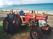 Tractor Massey Ferguson 168 Aldinga Beach Morphett Vale Area Preview