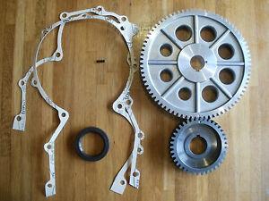 Ford Essex 3L V6 Alloy/Steel Cam Timing Gear Kit 3.0 Capri Granada Zodiac TVR