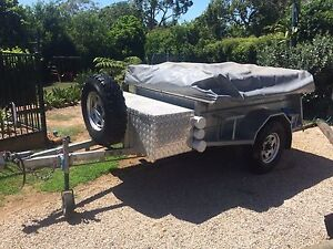 Customline Heavy Duty Galvanised Off Road Camper Trailer Australian Redland Bay Redland Area Preview