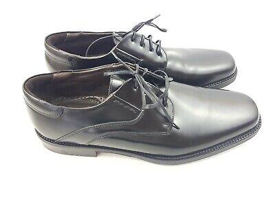 Johnston Murphy Sheepskin Leather Mens Shoes Size UK 10 US 10.5 New without Box