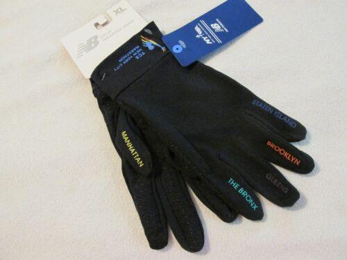 TCS New York City Marathon  NEW BALANCE Unisex Gloves  sz XL NWT