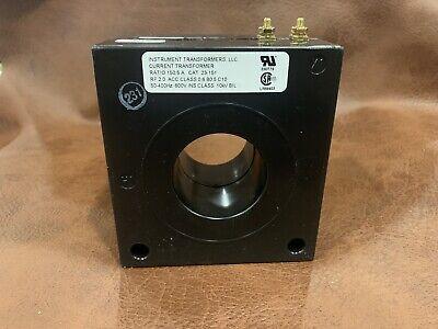 Instrument Transformer Llc Current Transformer Ratio 1505a Cat23-151 Rf2.0 600v