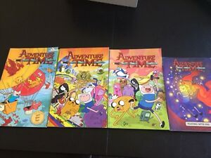 Adventure Time graphic novels