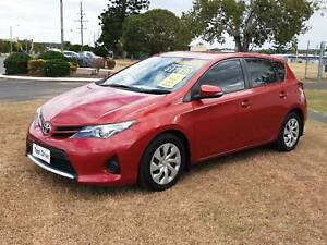 2014 TOYOTA COROLLA HATCH NOW WITH $500 CASHBACK Murgon South Burnett Area Preview