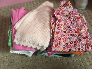 6-18months baby girl clothing lot