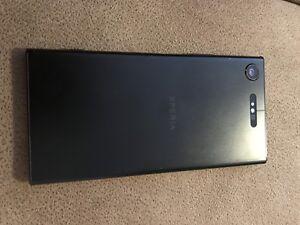64gb black Sony experia phone