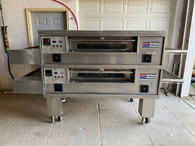 Middleby Marshall Ps570g Pizza Oven Conveyor Nat Gas 208-240 V 1phase Tested