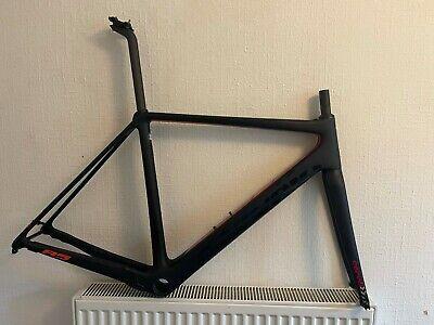 Cervelo R5 56cm 2020 Carbon Disc Race bike frame forks seat post