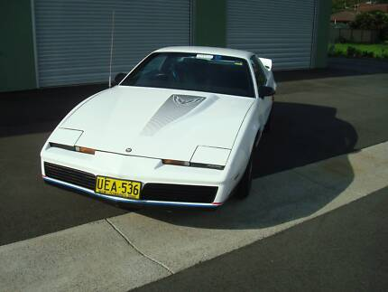 1982 Pontiac Trans Am, Mecham Racing Special Port Stephens Area Preview