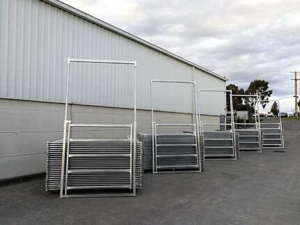 15m Diameter Horse Round Yard Panel 22Pcs incl. 3m tall Gate