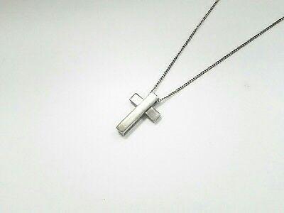 Auth GUCCI Silver Necklace