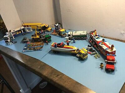 lego sets used incomplete